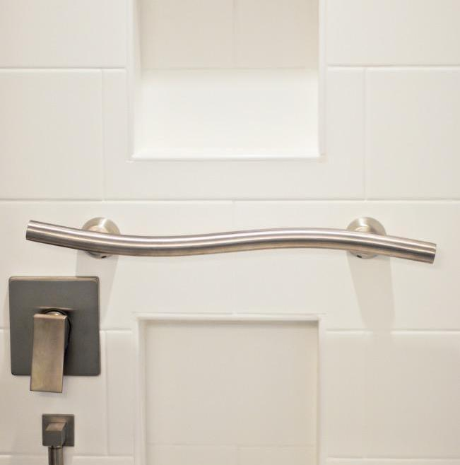 Reliable Accessible Bathroom Renovation Ottawa – Accessible Shower Handles